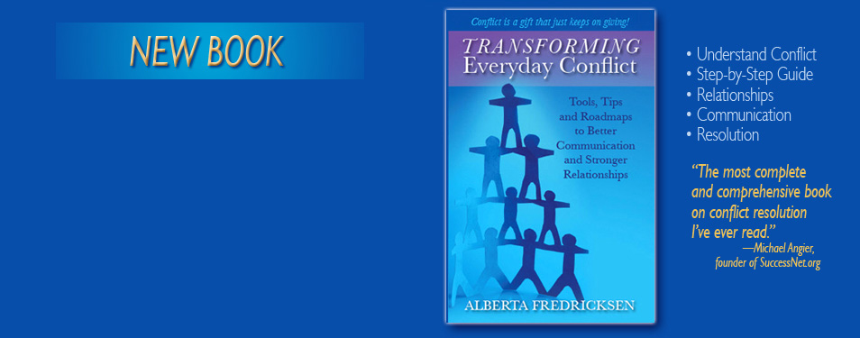 Transforming Everyday Conflict